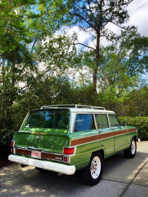 1970 Jeep Wagoneer Stunning Customized Classic For Sale