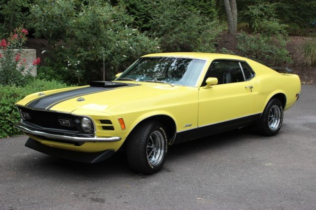 1970 mach 1 428 cobra jet ram air for sale ford mustang 1970 for sale in pipersville. Black Bedroom Furniture Sets. Home Design Ideas