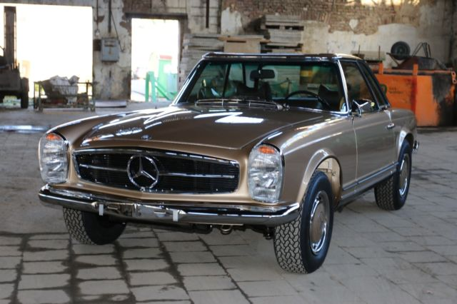 1970 mercedes benz 280sl pagoda for sale mercedes benz for Mercedes benz 280sl pagoda