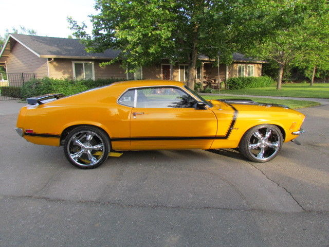 1970 Mustang Fastback Restomod For Sale