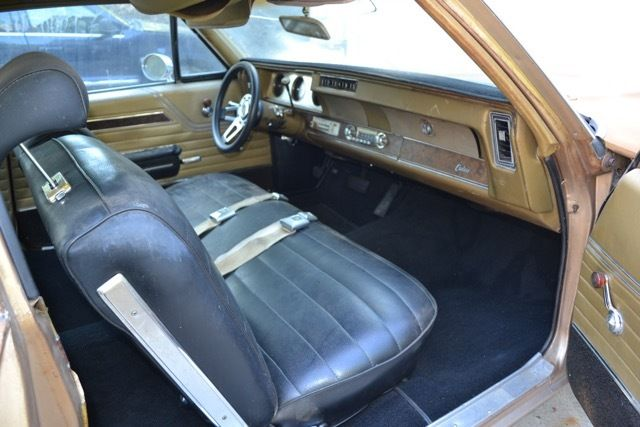 1970 OLDS CUTLESS 350 Rocket Original Motor Turbo 350 Trans