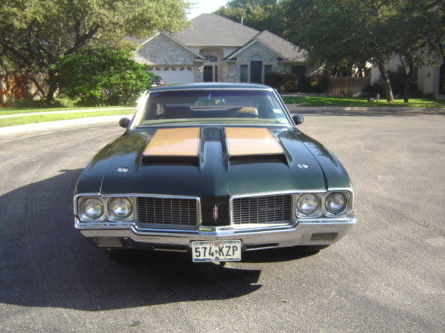 1970 Oldsmobile Cutlass W31 for sale - Oldsmobile Cutlass