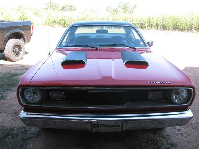 1970 plymouth duster 93 419 miles red 340 manual for sale plymouth duster 1970 for sale in. Black Bedroom Furniture Sets. Home Design Ideas