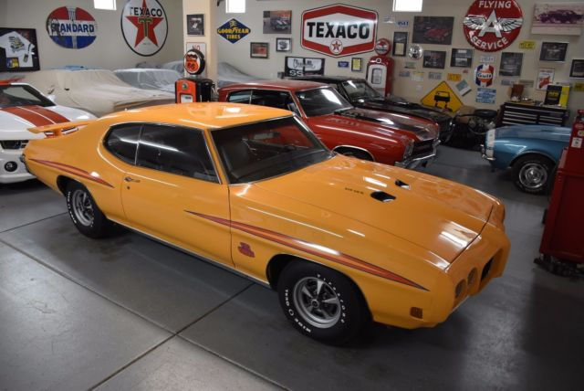 1970 Pontiac GTO Judge Ram Air IV Orbit Orange for sale