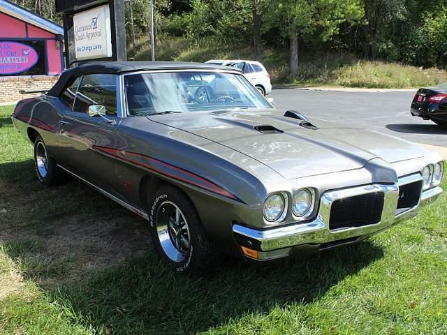 1970 Pontiac Lemans Gto Clone For Sale Pontiac Gto 1970 For Sale In Sioux City Iowa United