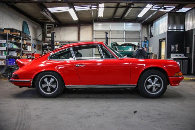 1970 Porsche 911 E 2 2 5 Speed Rare Numbers Matching 31