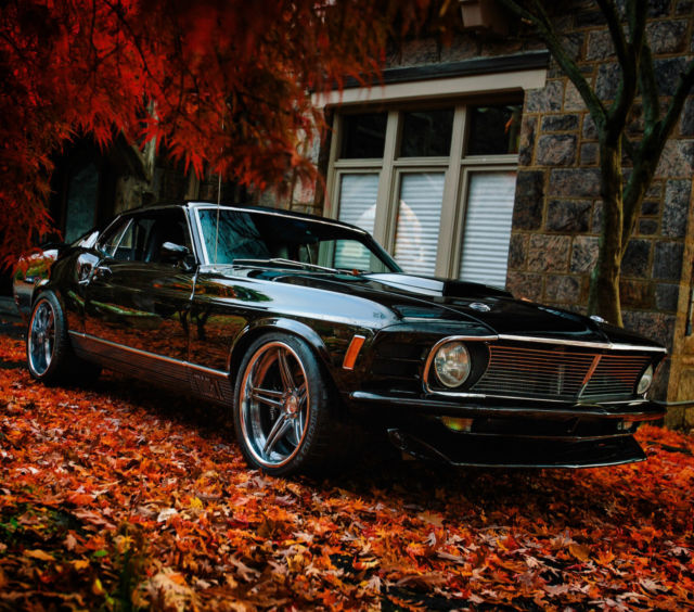 1970 Mustang Mach 1 Fastback For Sale