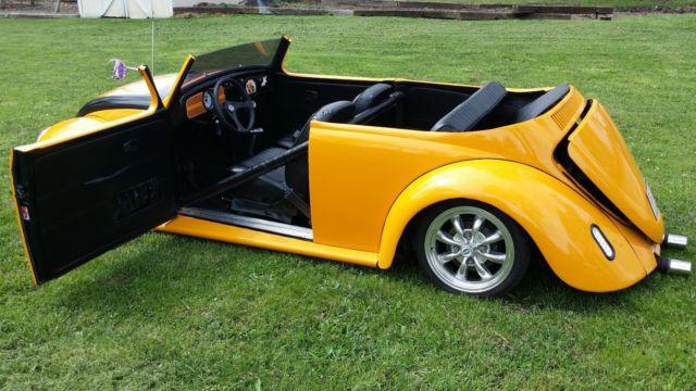 1970 volkswagen beetle bug convertible hotrod lowrider 70 VW vert custom L@@K!! for sale ...