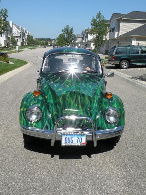 Volkswagen Beetle For Sale Indiana 1973 Volkswagen Super