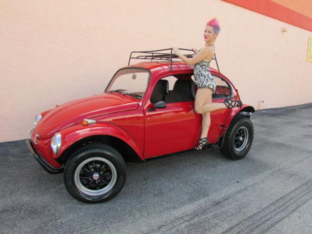 1970 VW BEETLE BAJA BUG SHOW CAR 1600cc CR SHIFT SEE 60 PICS UNDER DESCRIPTION for sale ...