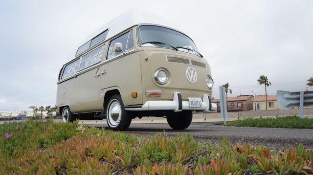 San Tan VW >> 1970 VW LUXURY BUS SAFARE CUSTOM CAMPER for sale ...