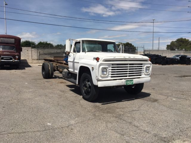 1970 White Ford F600 For Sale Ford Other Pickups 1970