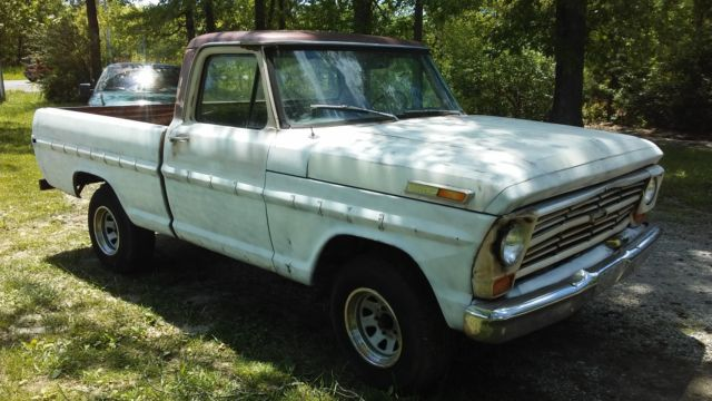 1970ford f100 shortbed for sale ford f 100 shortbed 1970 for sale in mulkeytown illinois. Black Bedroom Furniture Sets. Home Design Ideas