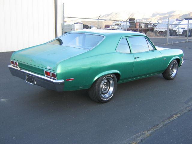 Summit City Chevrolet >> 1971 68 69 70 71 72 NOVA Solid West Coast car for sale - Chevrolet Nova 1971 for sale in Carson ...