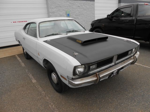 1971 71 dodge dart demon mini tub roller a12 six pack hood. Black Bedroom Furniture Sets. Home Design Ideas