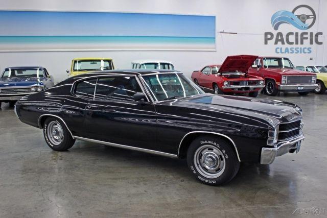 1971 chevrolet chevelle 350 v8 turbo 400 for sale for Chevy v8 motors for sale