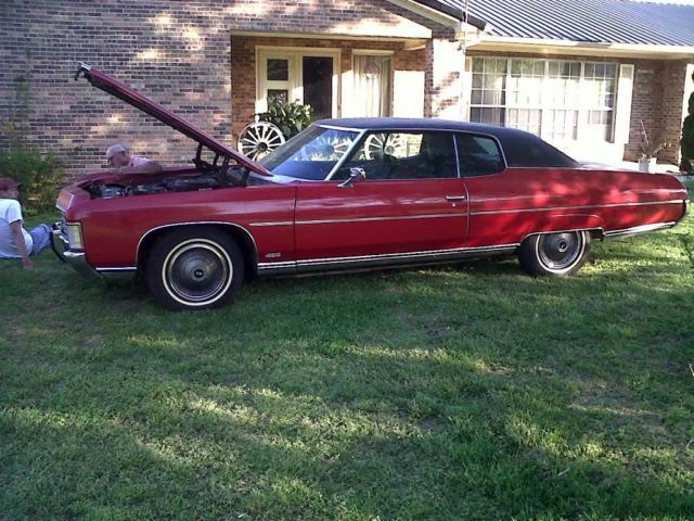 1971 Chevrolet Impala For Sale Chevrolet Impala 1971 For