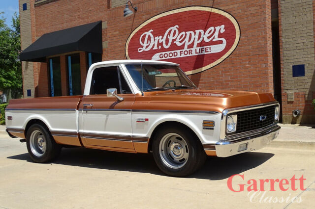 1971 Chevy C-10 Cheyenne 350 FiTech Fuel Injected for sale