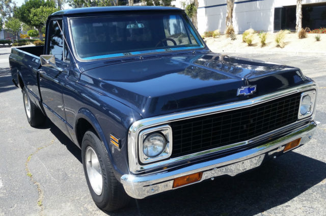1971 chevy c 10 pickup no reserve relist due to non payment for sale chevrolet c 10 1971 for. Black Bedroom Furniture Sets. Home Design Ideas