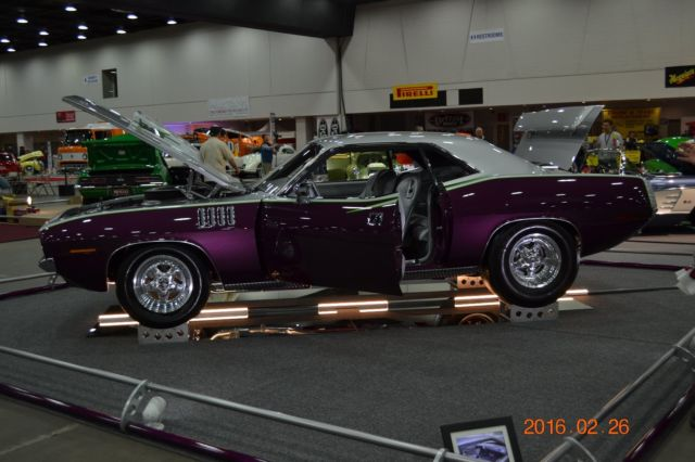 Killer Kryptonite A Super Hero Slaying Gmc as well 167646 1971 Cuda See Car On Display At Louisville Custom Auto Show Feb 25th   26th in addition 1940 FORD DELUXE CUSTOM 2 DOOR SEDAN 177487 also Volkswagen Caddy Pickup With Triton V8 Can Drift And Smoke Video 82686 as well Amazing Fan Built Lego Technic Porsche 919 The 2015 Le Mans Winner. on custom engine bay