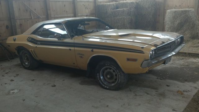 1971 dodge challenger rt project car for sale dodge challenger hardtop 1971 for sale in. Black Bedroom Furniture Sets. Home Design Ideas