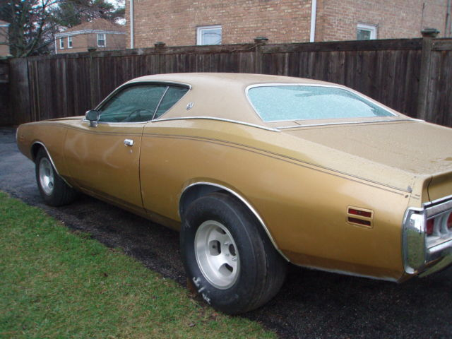 1971 Dodge Charger Barn find for sale - Dodge Charger 1971 ...