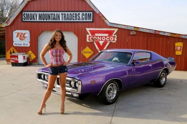 1971 Dodge Charger RT Rotisserie Resto Matching# 440