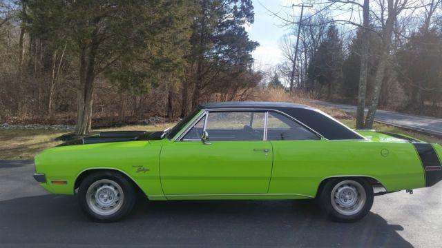 1971 Dodge Dart Swinger mopar plymouth 1970 1969 1972 1968 ...