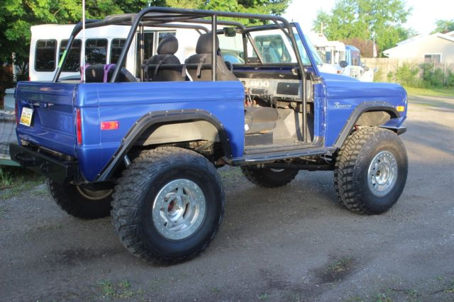 1971 ford early bronco 351w efi od auto trans built for sale ford bronco 1971 for sale in. Black Bedroom Furniture Sets. Home Design Ideas