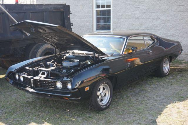 1971 Ford Torino, rebuilt engine LAST POST for sale - Ford