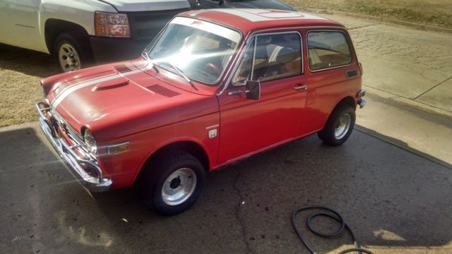1971 honda n600 600 600sdn sedan like austin or mini. Black Bedroom Furniture Sets. Home Design Ideas