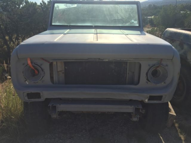 1971 International Harvester Scout 800b Comanche (1 of ...