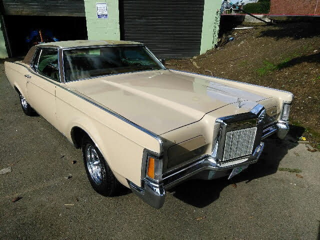 1971 lincoln continental mark iii 2dr coupe classic for sale lincoln continental 1971 for. Black Bedroom Furniture Sets. Home Design Ideas