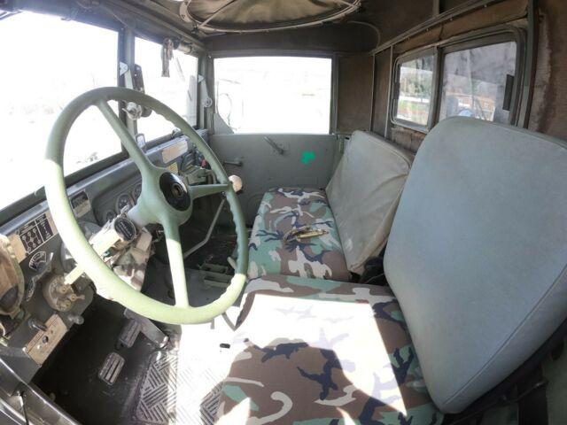 1971 M35A2 Kaiser jeep Gun truck restored! for sale - Jeep m35a2