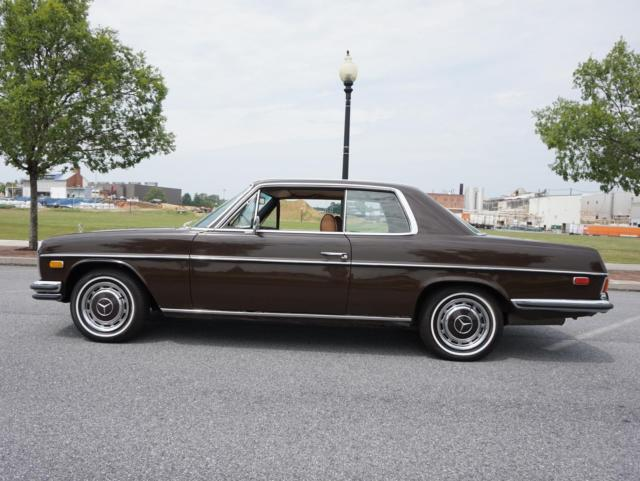 1971 mercedes benz 250 c coupe no reserve 103 425 future for Mercedes benz lancaster pa