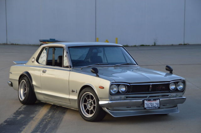 1971 nissan skyline 2000gtx for sale in long beach. Black Bedroom Furniture Sets. Home Design Ideas