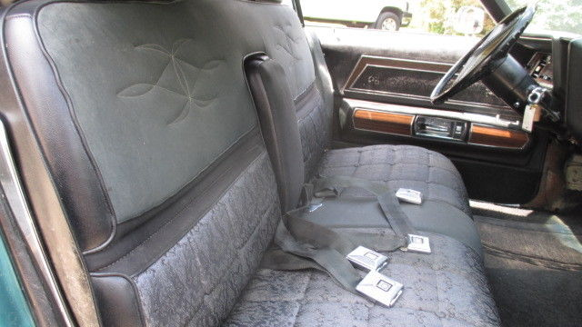 1971 oldsmobile 98 real clean interior many options lots of good parts rare for sale. Black Bedroom Furniture Sets. Home Design Ideas