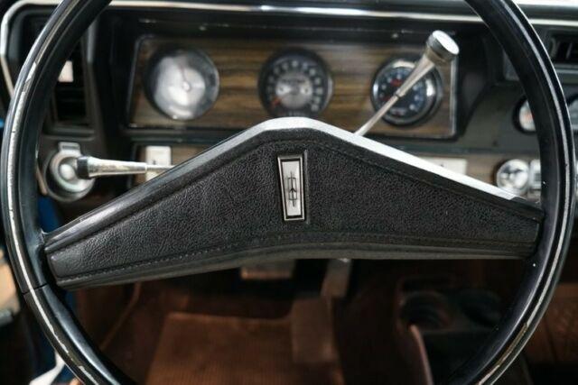 1971 Oldsmobile Cutlass Supreme 0 Viking Blue Poly for sale