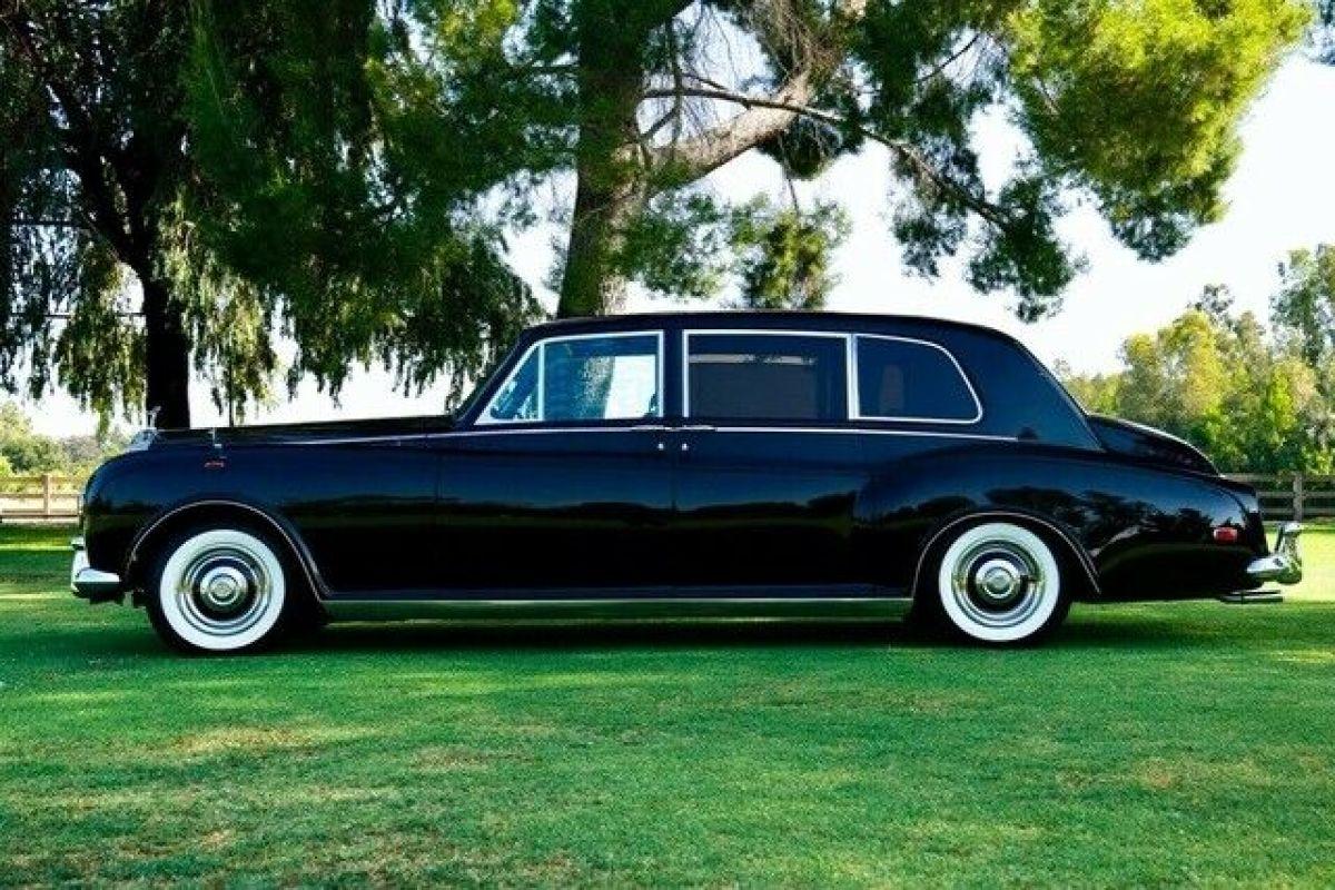 1971 Rolls-Royce Phantom VI, Black with 68,624 Miles ...