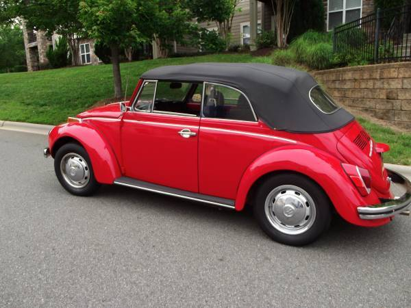 1971 Super Beetle Convertible (Karmann). for sale - Volkswagen Beetle - Classic 1971 for sale in ...