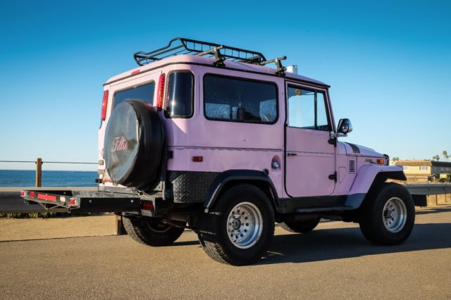 1971 toyota landcruiser fj40 fj 40 tow behind rv for sale toyota land cruiser 1971 for sale in. Black Bedroom Furniture Sets. Home Design Ideas