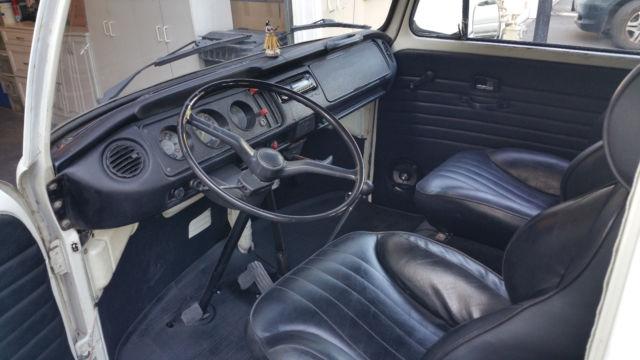 1971 Volkswagen Bus Vanagon For Sale