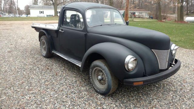 1971 Volkswagen Super Beetle Wunderbug Conversion Kit Rat ...
