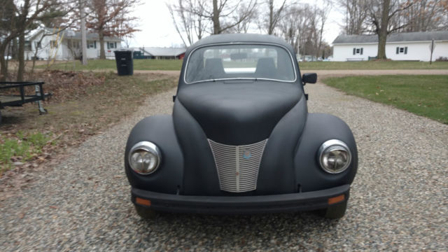 1971 Volkswagen Super Beetle Wunderbug Conversion Kit Rat