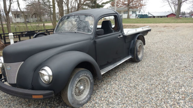 1971 volkswagen super beetle wunderbug conversion kit rat rod style for sale volkswagen other. Black Bedroom Furniture Sets. Home Design Ideas
