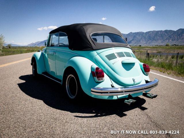 1971 vw beetle convertible 1600 dual port empi for Garage volkswagen flers