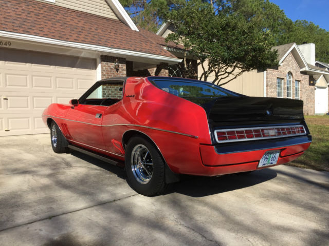 1972 Amc Javelin Sst 360 For Sale Amc Javelin 1972 For