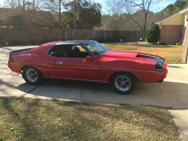 1972 Amc Javelin Sst 360 For Sale Amc Javelin 1972 For Sale In Fort Walton Beach Florida