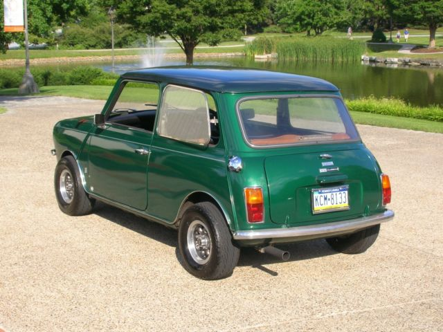 1972 austin mini cooper clubman rhd great condition very low miles beautiful car for sale mini. Black Bedroom Furniture Sets. Home Design Ideas