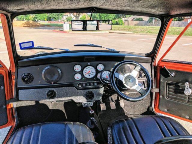 1972 Austin Mini Cooper - Honda VTEC B18 Swap for sale